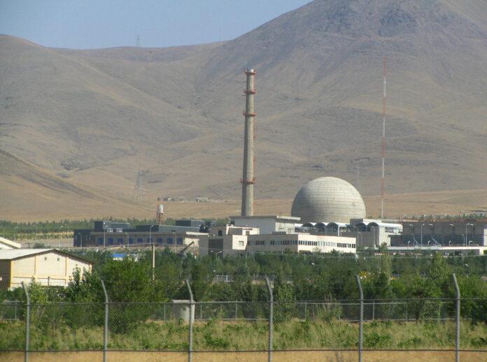 iran kärnvapen