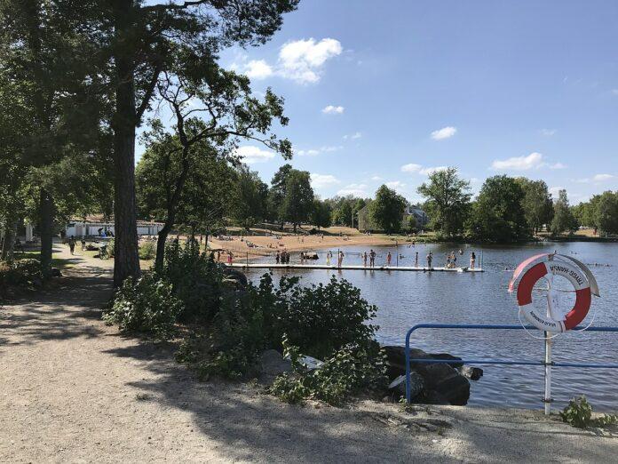 Badstränder - stängs ner - Göteborg