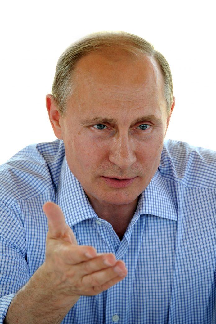 Putin - USA - Afghanistan