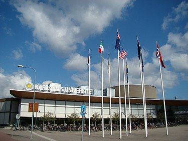 Karlstad Universitet gäng
