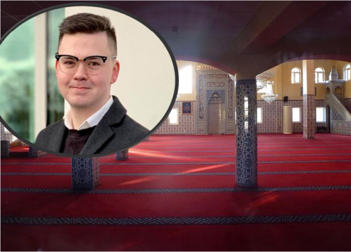 Moské Växjö - bygglov - islamisering
