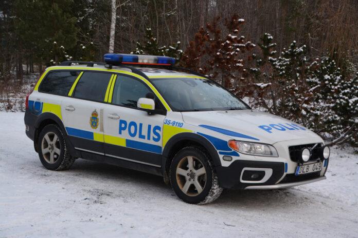Bomb - Haparanda - polis