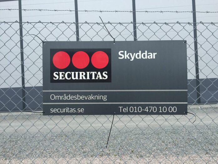 Securitas - regeringskansliet