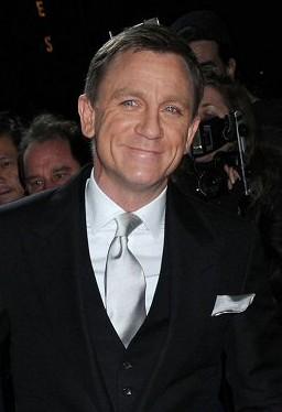 Daniel Craig - kvinnlig skådespelare